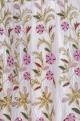 Embroidered lehenga with blouse & dupatta