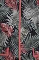 Palm print Nehru jacket
