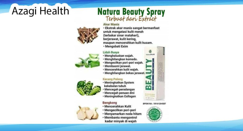 Jual Natura spray