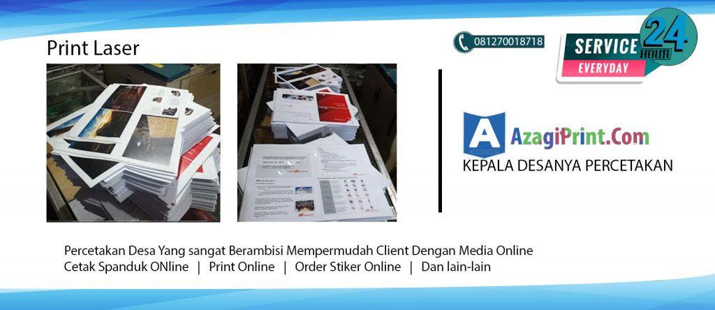 Jasa Print Laser Warna Jakarta