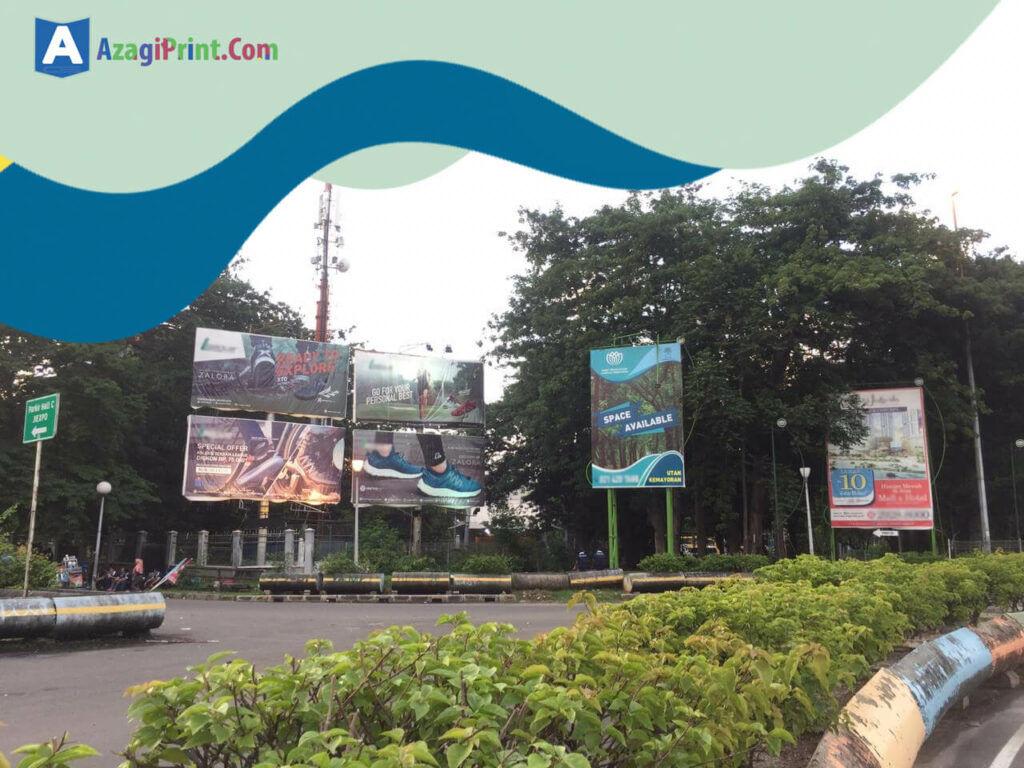 Jasa Cetak Baliho di jakarta | Baliho papan iklan tepi jalan