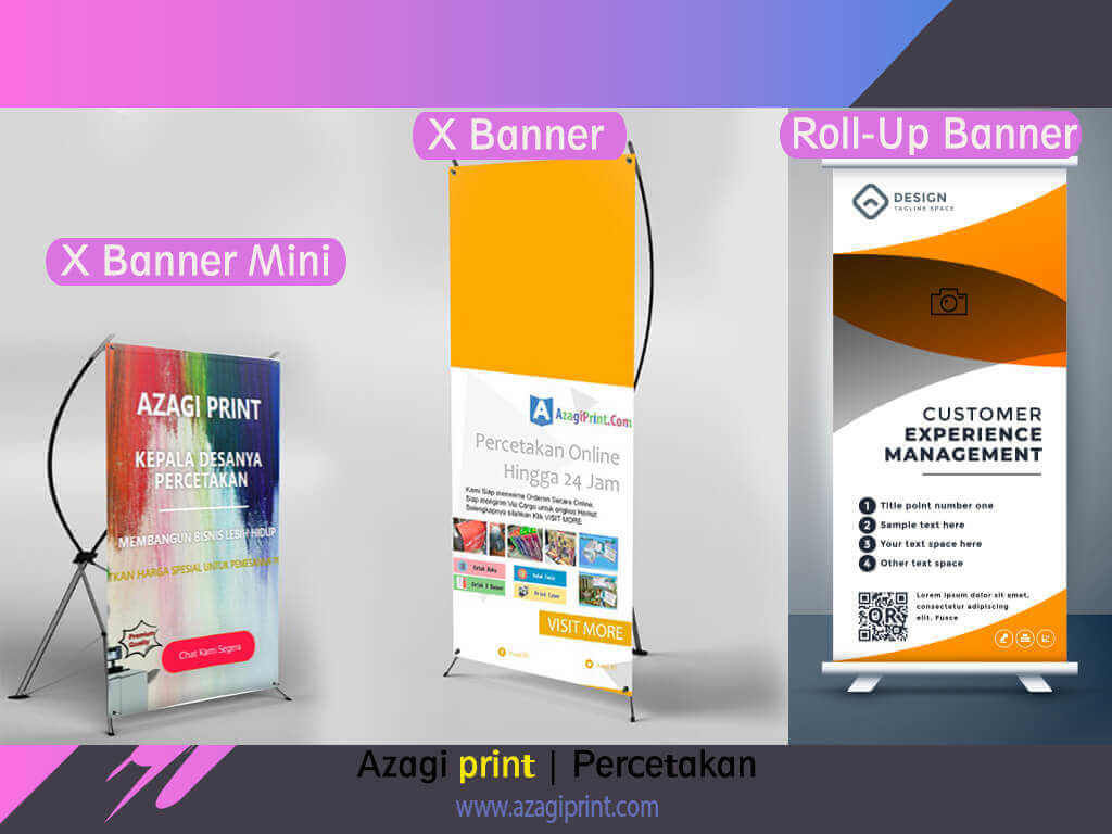 Banner Dan Roll Up Banner