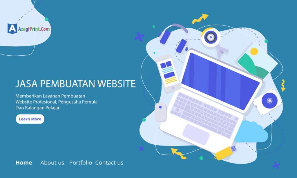 Jasa Pembuatan Website Di Jakarta Barat