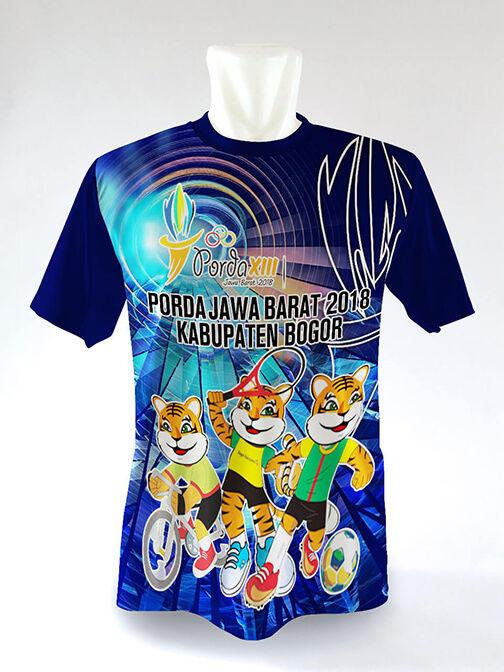 Percetakan Baju Kaos Di Jakarta Bahan Katun Premium 6