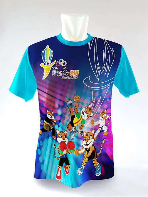 Percetakan Baju Kaos Di Jakarta Bahan Katun Premium 3