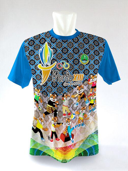 Percetakan Baju Kaos Di Jakarta Bahan Katun Premium 4