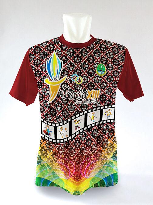 Percetakan Baju Kaos Di Jakarta Bahan Katun Premium 5
