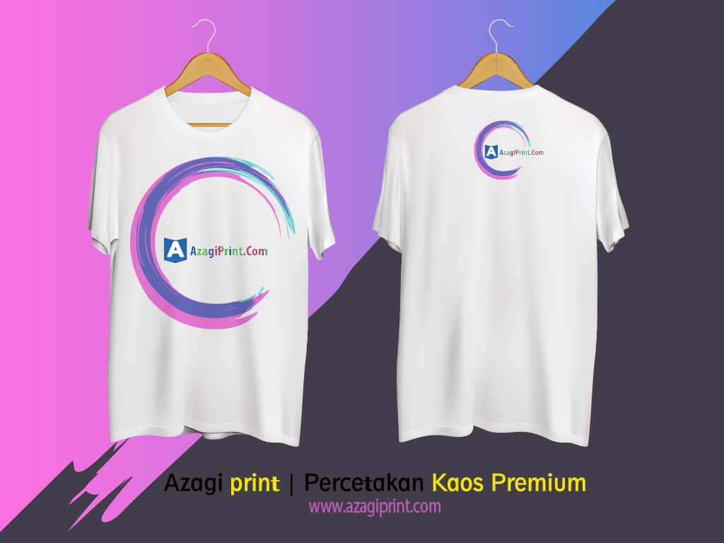 Percetakan Baju Kaos Online