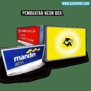 Jasa Pembuatan Neon Box Online