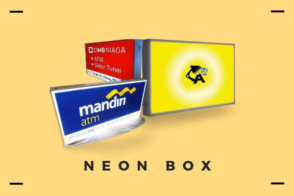 Manfaat Pembuatan Neon box