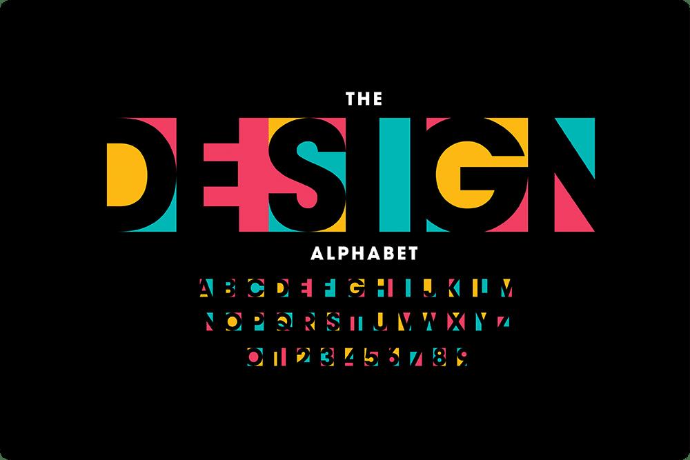Memilih Font untuk Banner