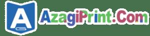 Logo Azagi Print 2021