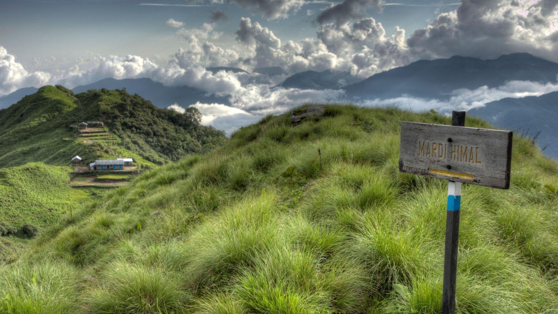 Annapurna mardi himal trek