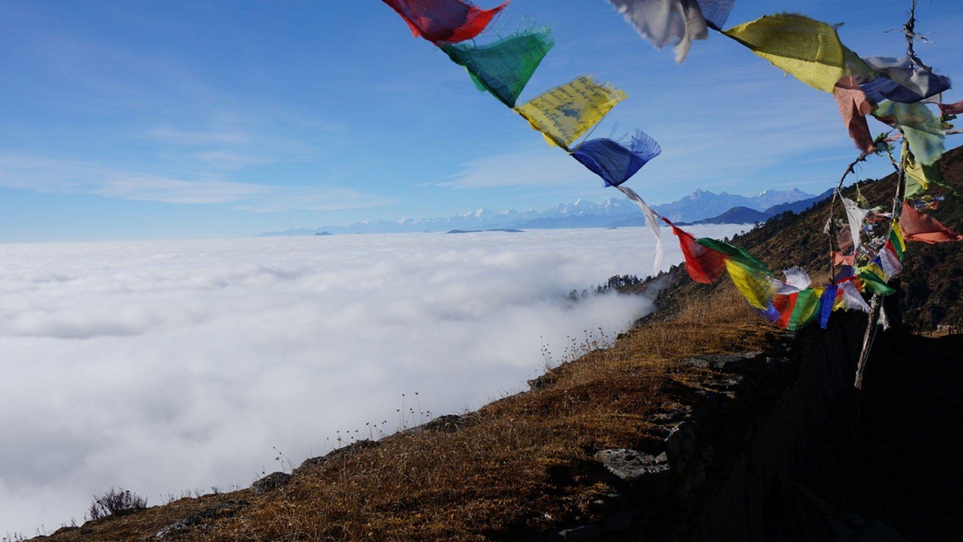 Trek to Pikey peak