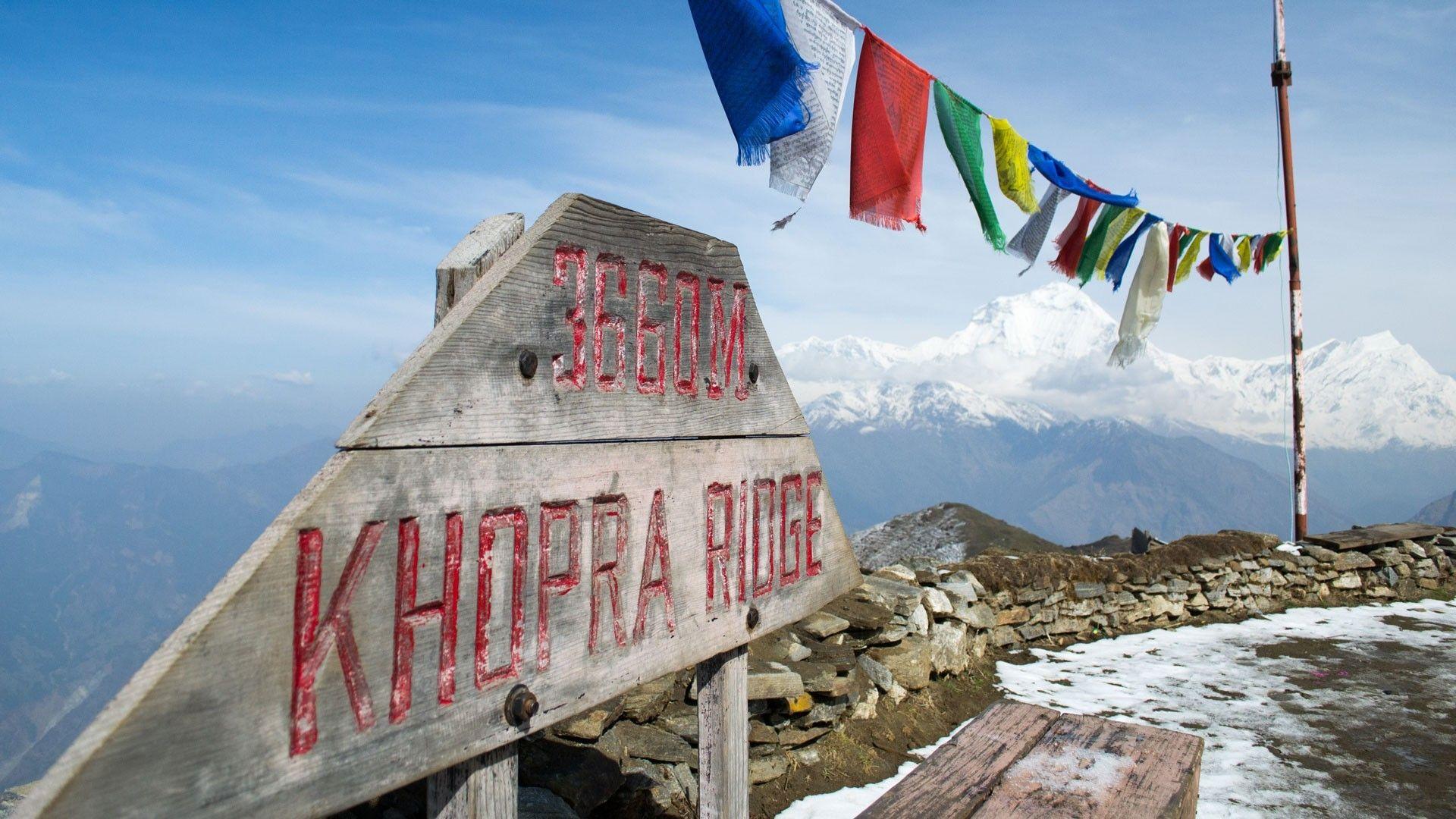 Khopra khayar lake trek