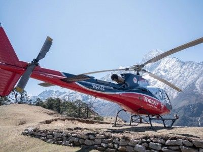 Panoramic Everest Heli Tour