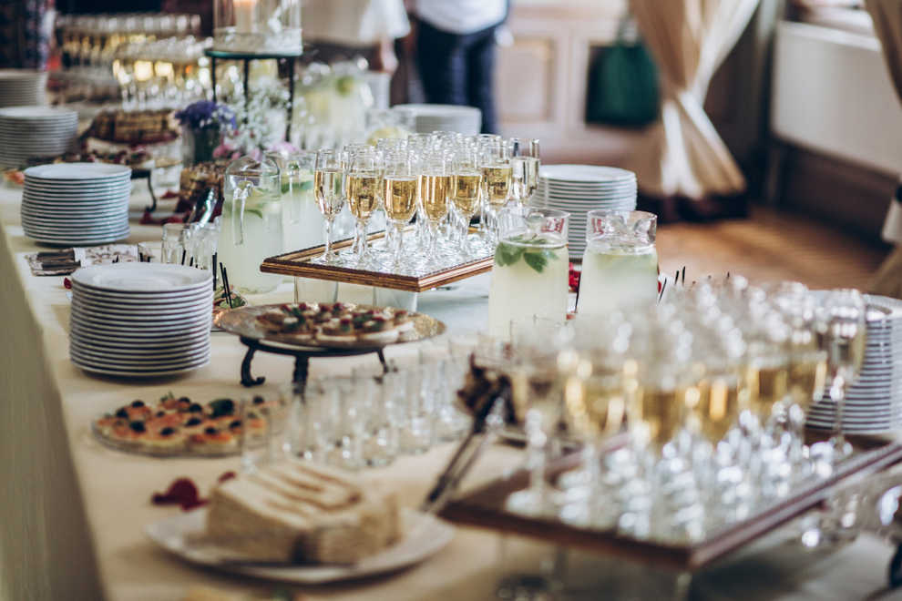 Wedding Caterers & Catering