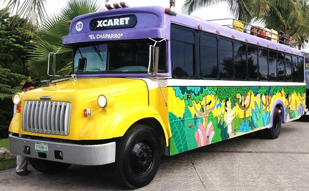 Bus Xcaret