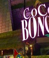 Coco Bongo Entrance