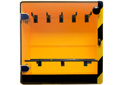 Lockout Cabinet