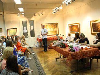 Elena Stosic promocija knjige Bela Crkva
