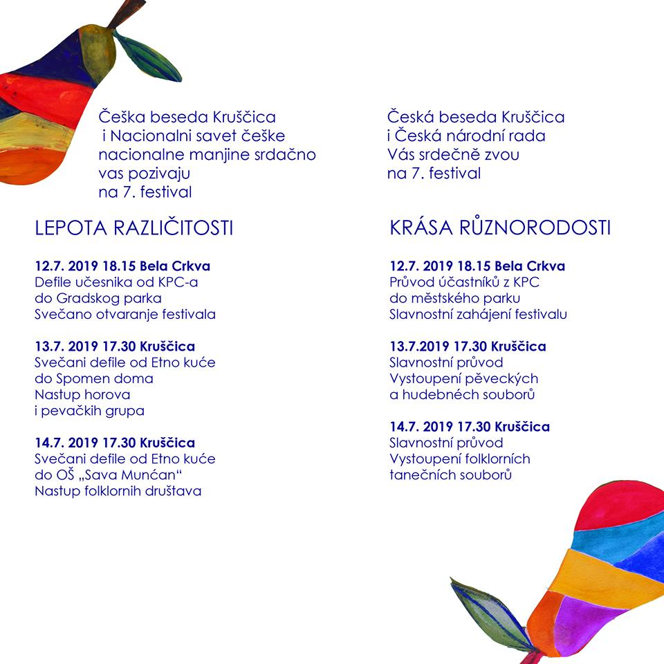 festival lepota razlicitosti program 2019