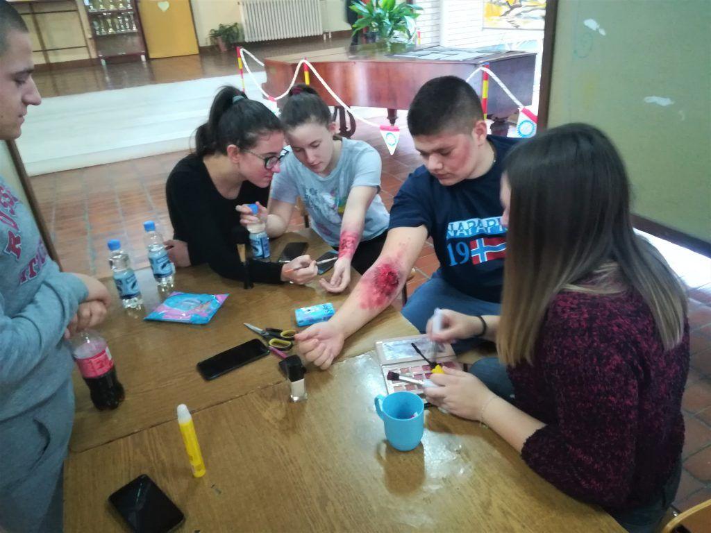 Prva pomoc Bela Crkva