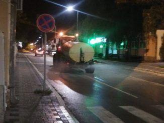 Dezinfekcija ulica