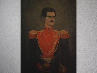 Portret Aleksandar Obrenovic