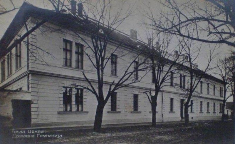 Gimnazija Bela Crkva