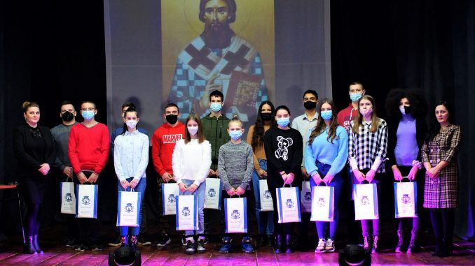 Nagradjeni djaci generacije Bela Crkva 2021