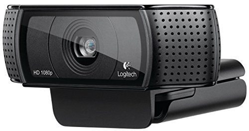 Why the Logitech HD Pro C920 is good for youtube vlogging