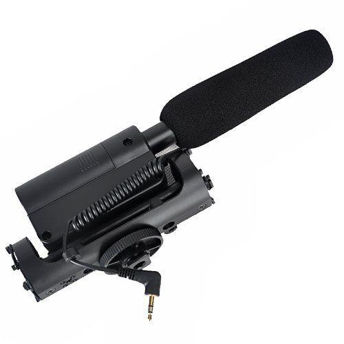 TAKSTAR SGC-598 - Best Budget Shotgun Microphone for YouTube Vlogging.