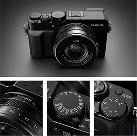 Lumix LX100 - A compact camera for vlogging