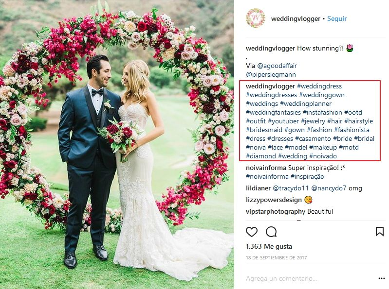 using hashtags to reach more people on instragram