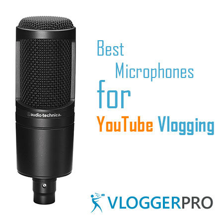 Best Microphones for YouTube Vlogging - Featured Image