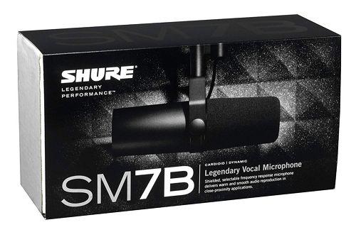 shure sm7b retail box