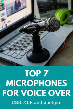 best microphones for voice over