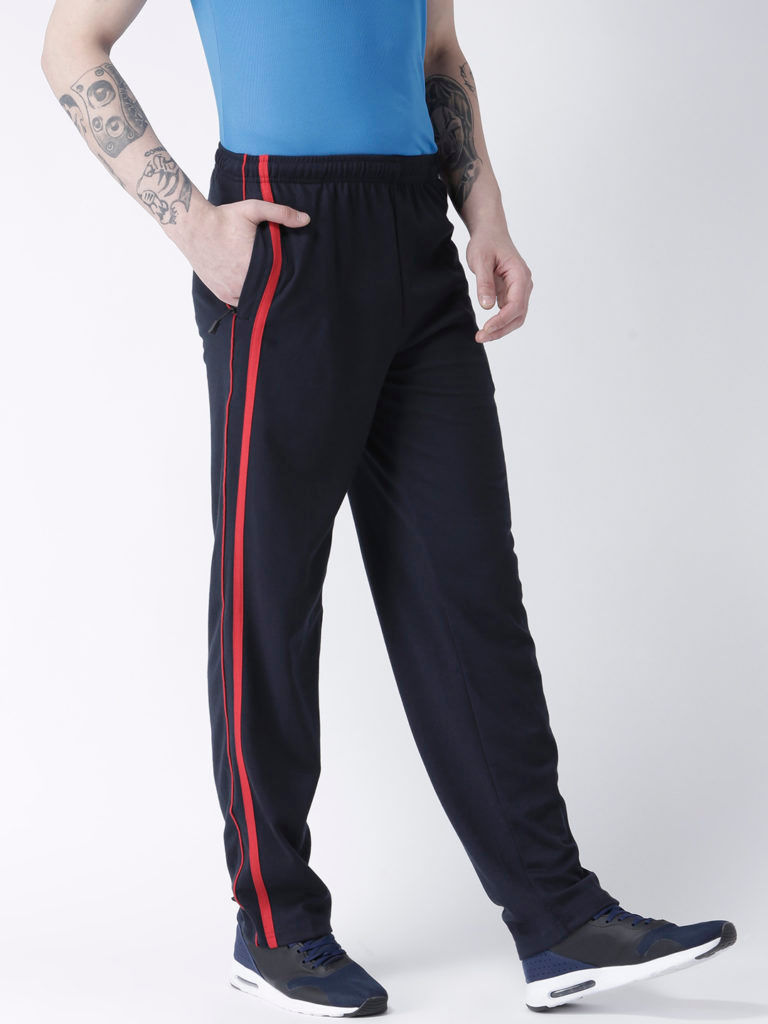 Track Pants Knits Comfort Fit