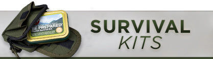 Adventure Survival Equipment - Survival Kits