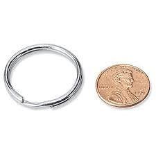 "1"" Split Ring Key Ring by ULINE"