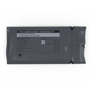 "6"" Emergency Bandage (Military) aka Israeli Bandage (NSN: 6510-01-492-2275)"
