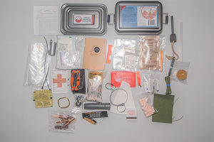 Best Glide ASE Ultimate Adventurer Survival Kit (Standard or Advanced)