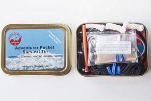 Best Glide ASE Adventurer Pocket Survival Tin