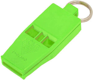 Rapid Rescue Survival Whistle (in Black, Orange, Yellow, Green, or Pink)