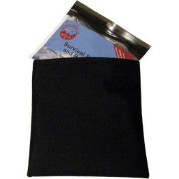 Survival Basics Accessory Pouch with Survival Sewing Kit
