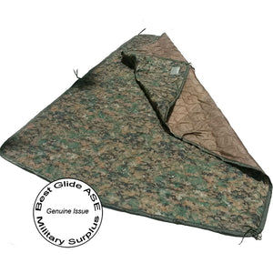 MARPAT Military Issue Poncho Liner