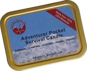 Best Glide ASE Pocket Survival Candle