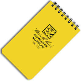 Rite in the Rain Shirt Pocket Notebook 135