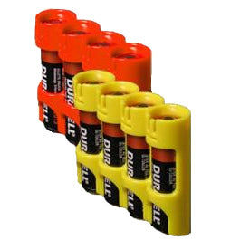 Battery Caddy 4AA Slim Line Battery Holder